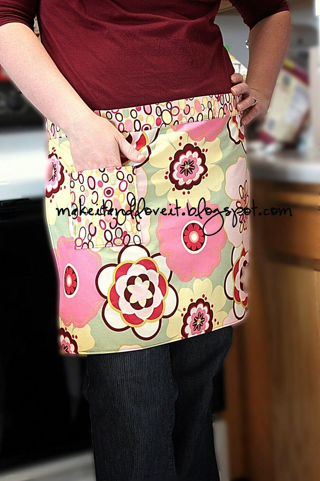 Quick apron