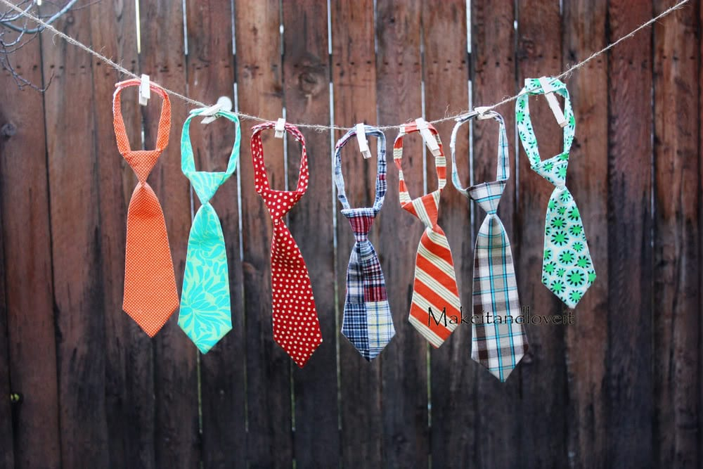 The TIE PATTERN | Make It and Love It