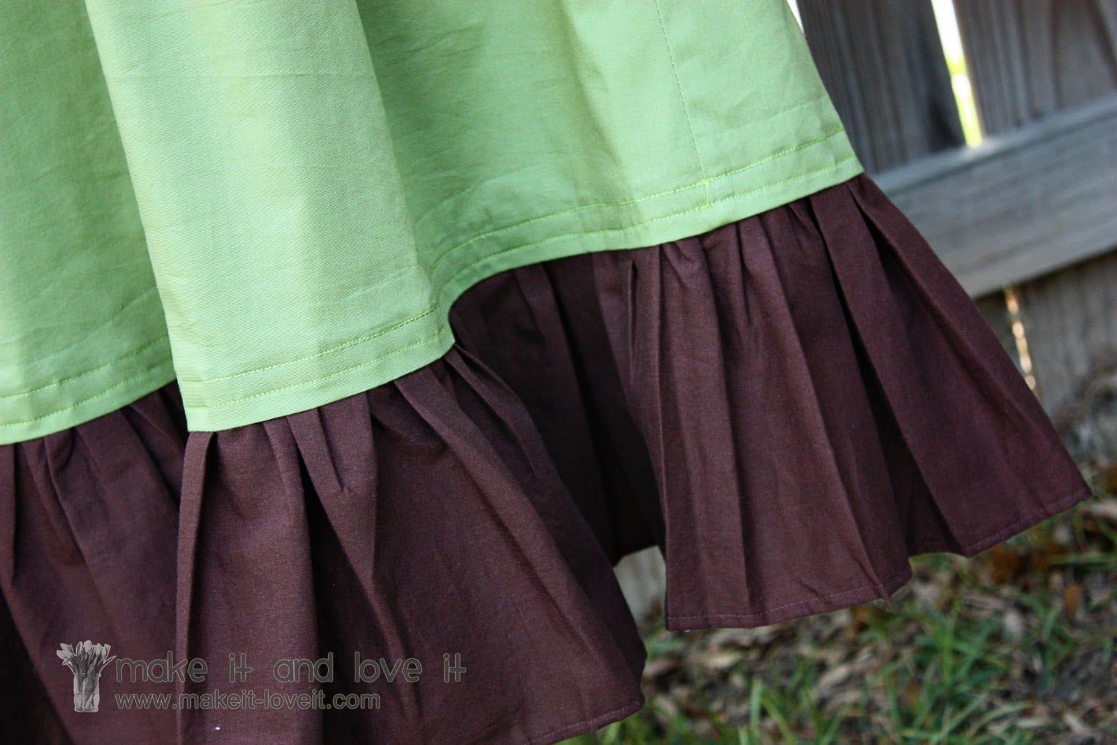 Dress Alterations – Increasing Length