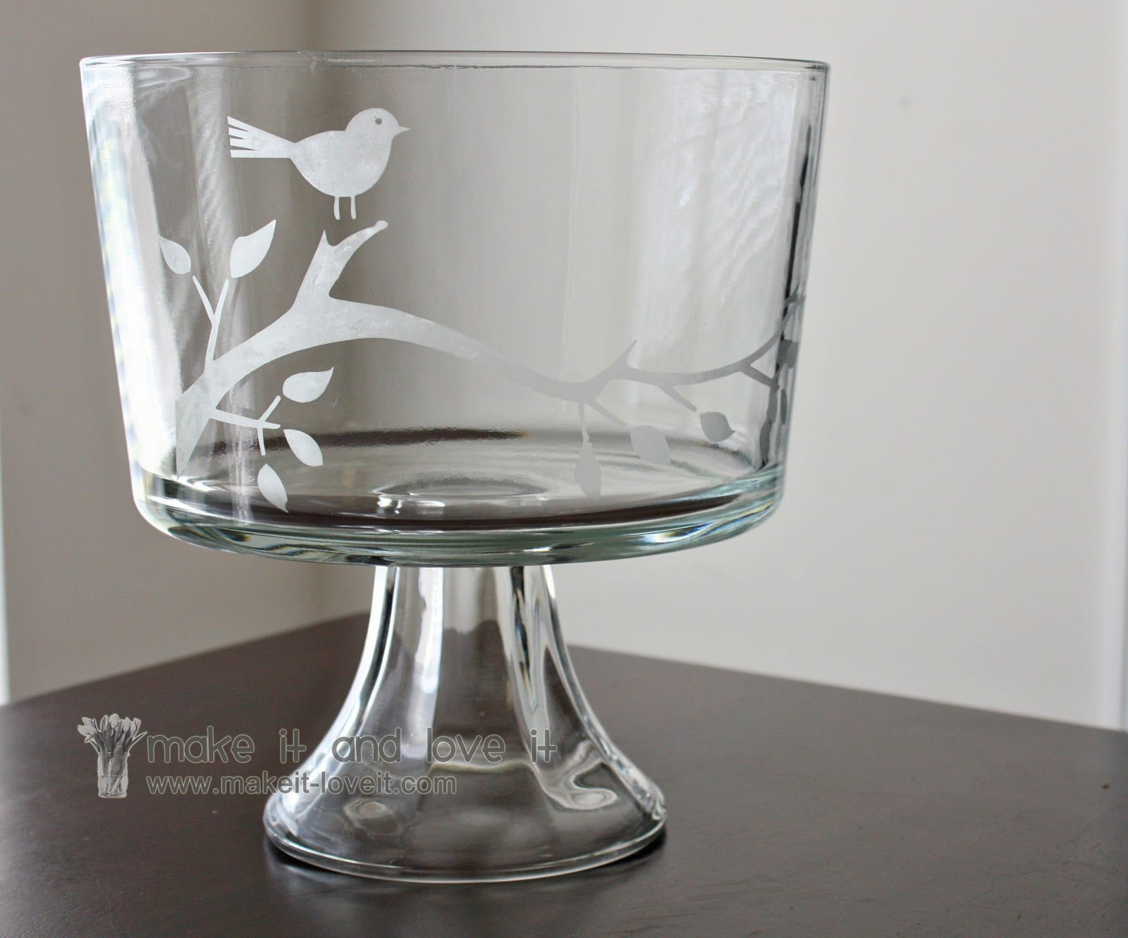 Glass Etching What Is It How To Simply Add Etching To Glass