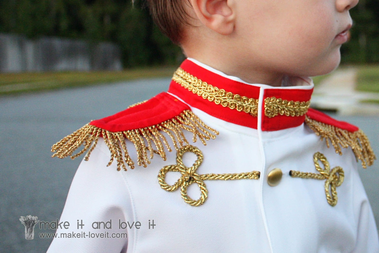 Prince Charming Costume Tutorial (from Cinderella)