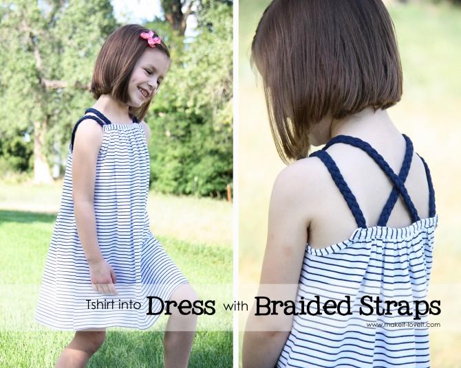 braided strap dress1
