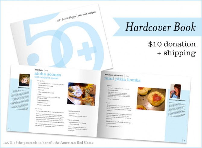 recipes hardcover