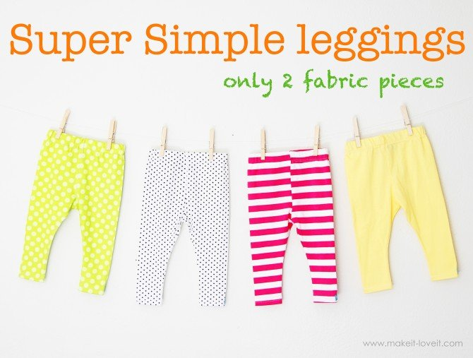 image regarding Free Printable Toddler Shorts Pattern named How in direction of Deliver Leggings for Your Kid / Newborn Woman - Consequently A great number of