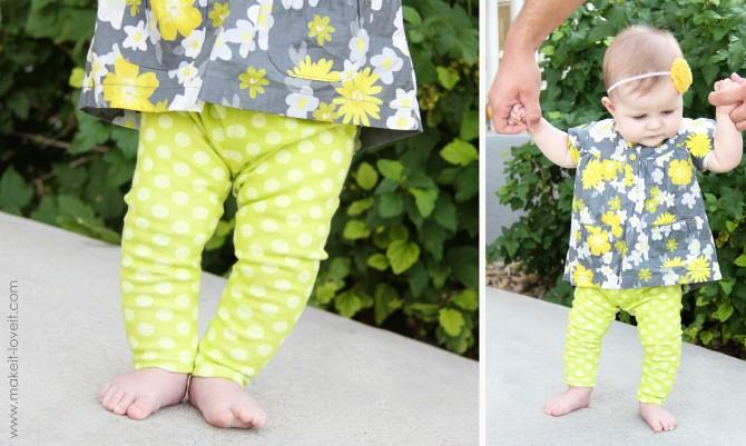 leggings for baby