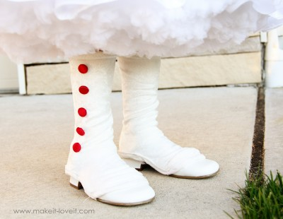 Mary Poppins Boots