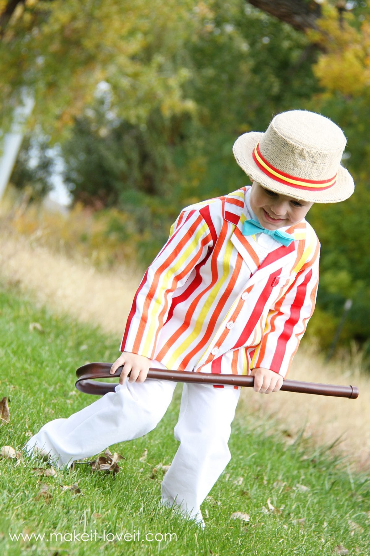 Halloween Costumes 2011: Bert (from Mary Poppins)