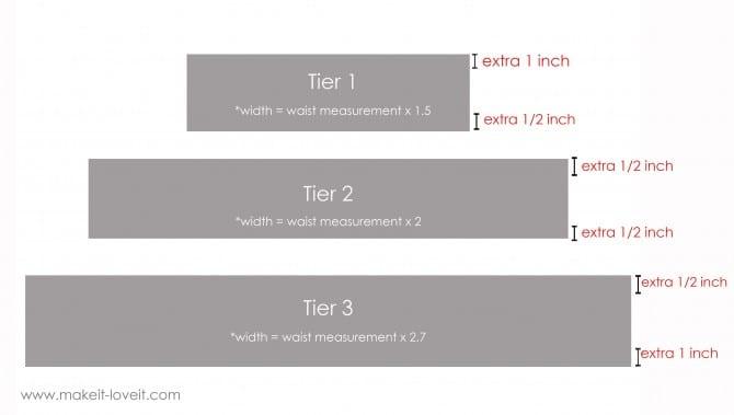 3 tiered skirt2