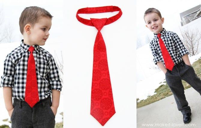 boy tie