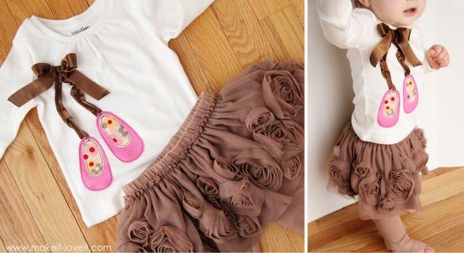 ballet shirt