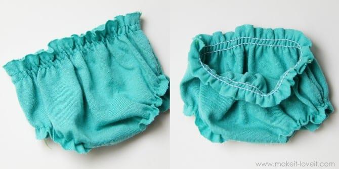 sewing panties