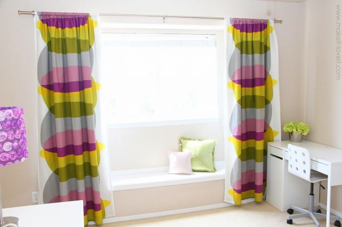 adding elderbranch existing dry medium tab curtains how no to sewing make panels of back blackout fabric for size com sew curtain lining