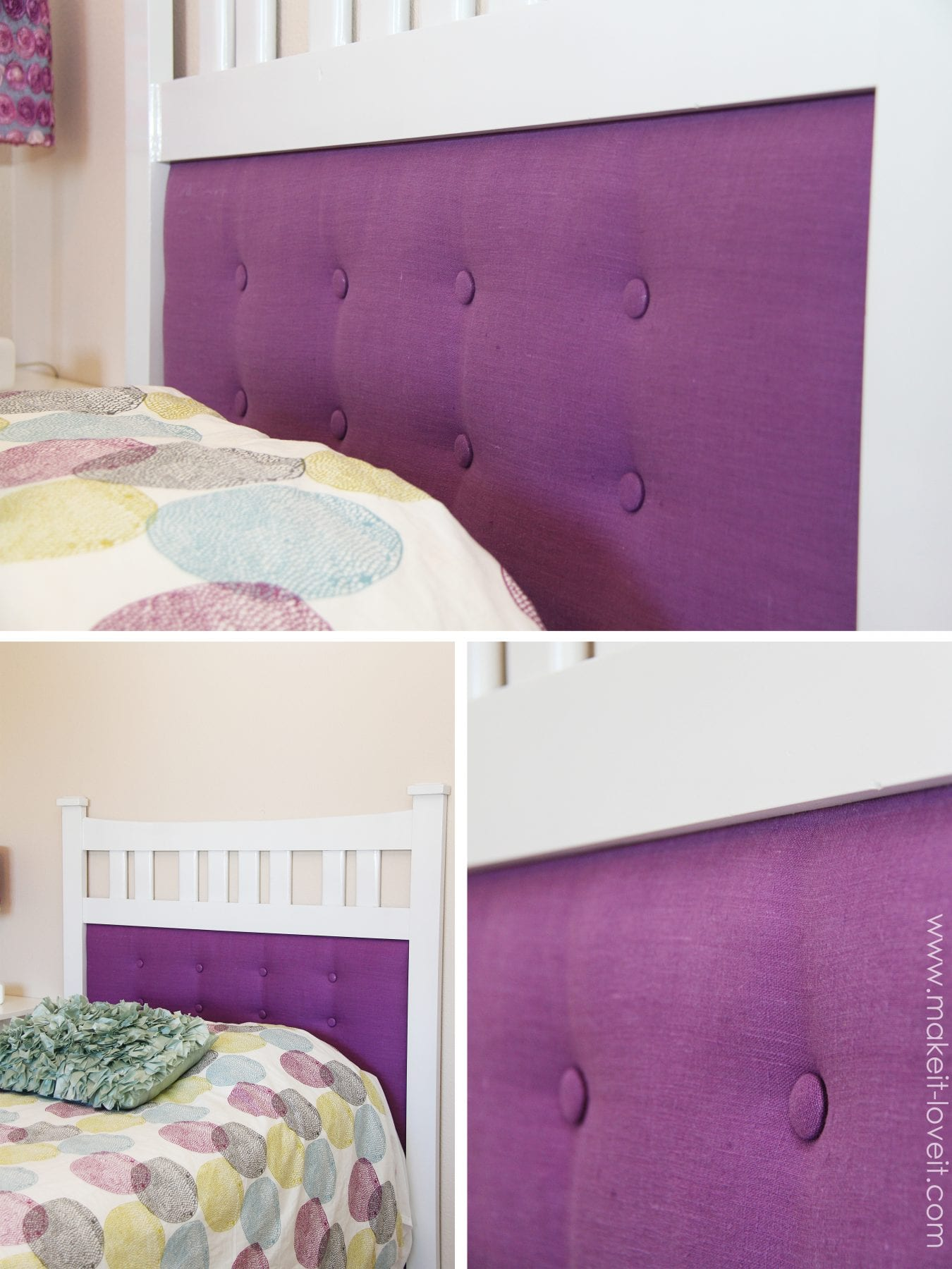 buzzfeednifty purple id this headboard thumbnail to tufted an get videos media easy is nifty way diy