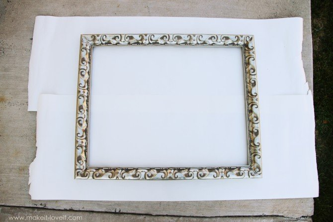 Artwork display frame