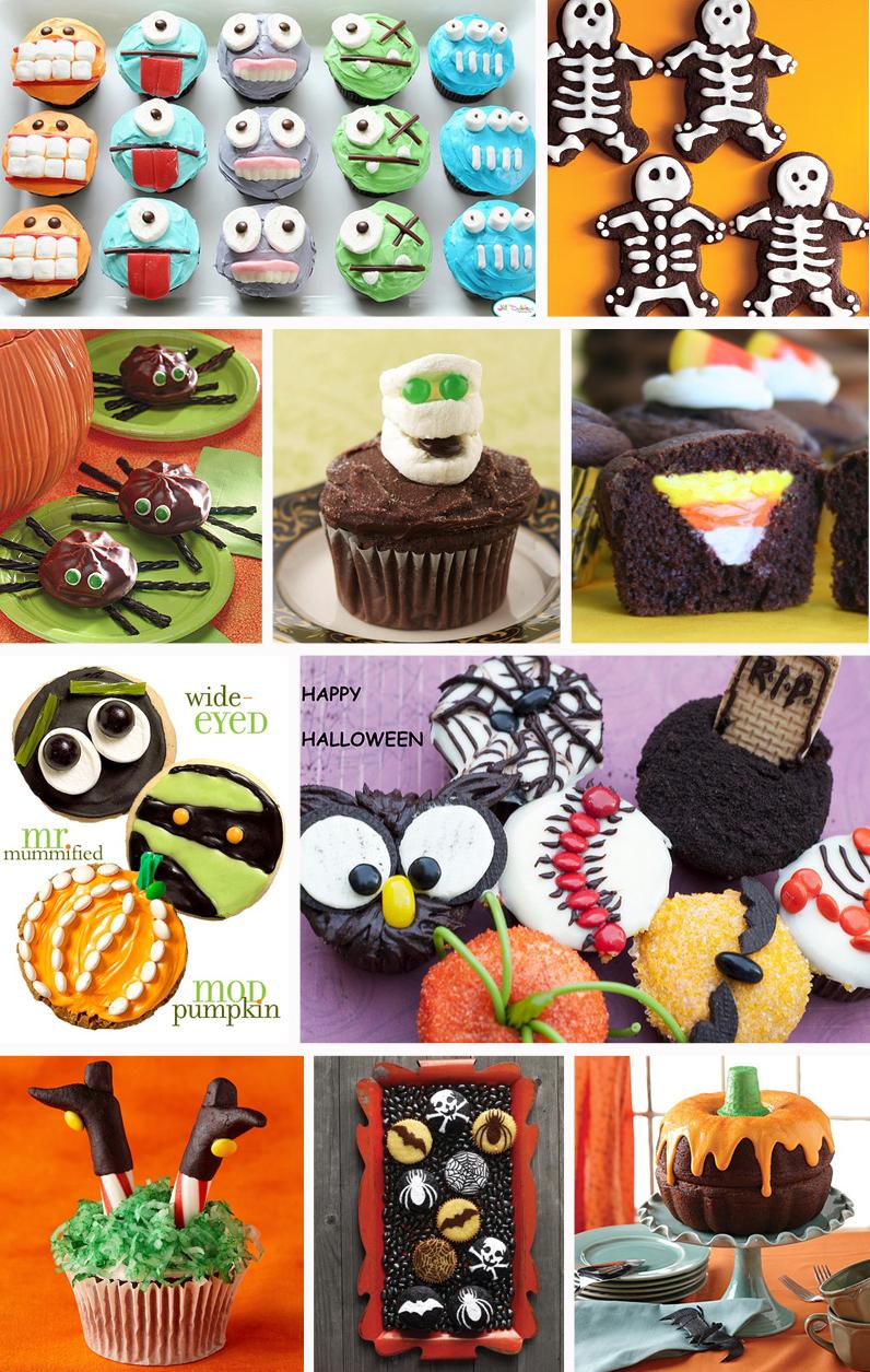 Last minute halloween ideas…