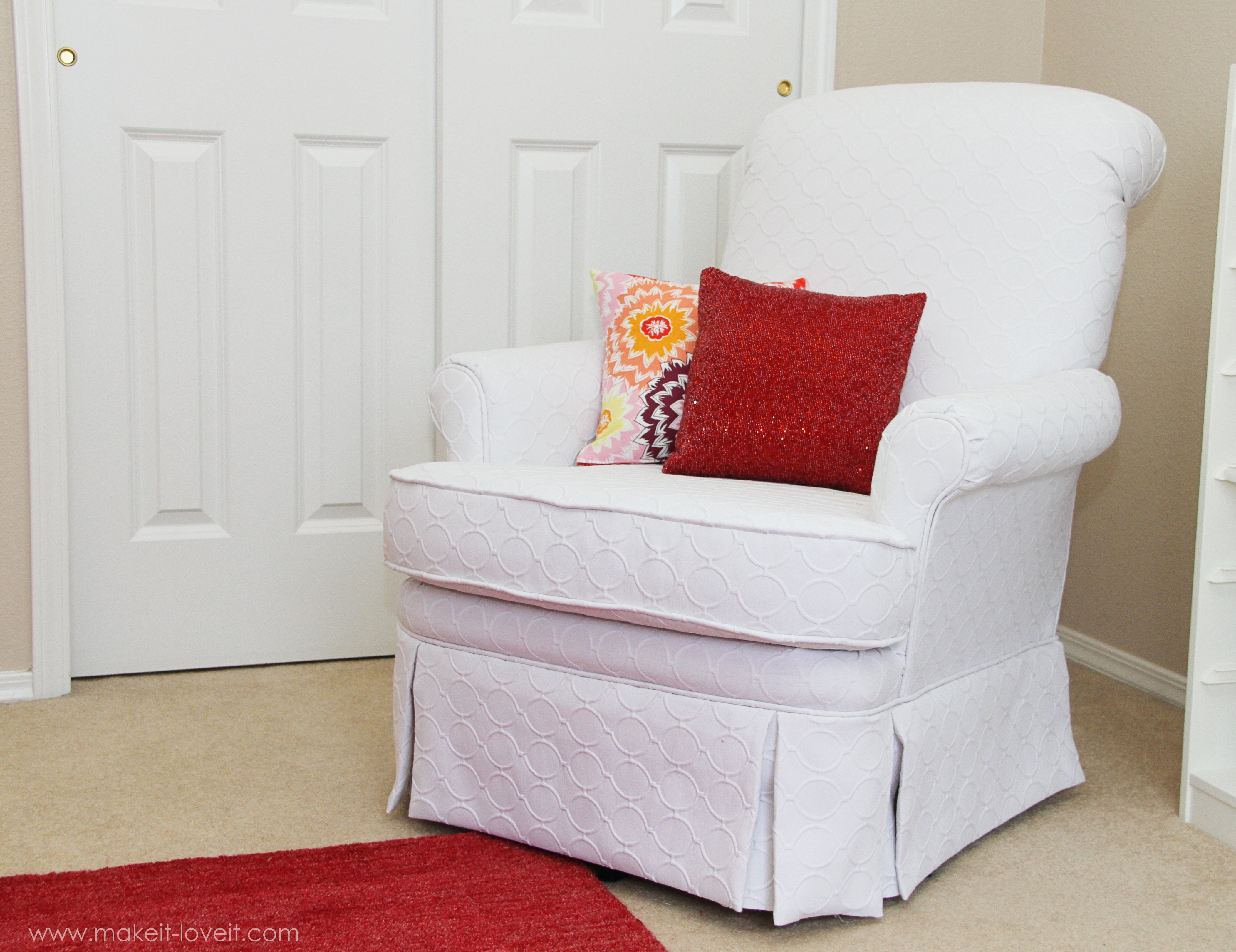 Re-upholstering 101: how i re-upholstered my swivel armchair