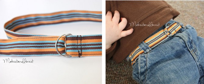 kid belt