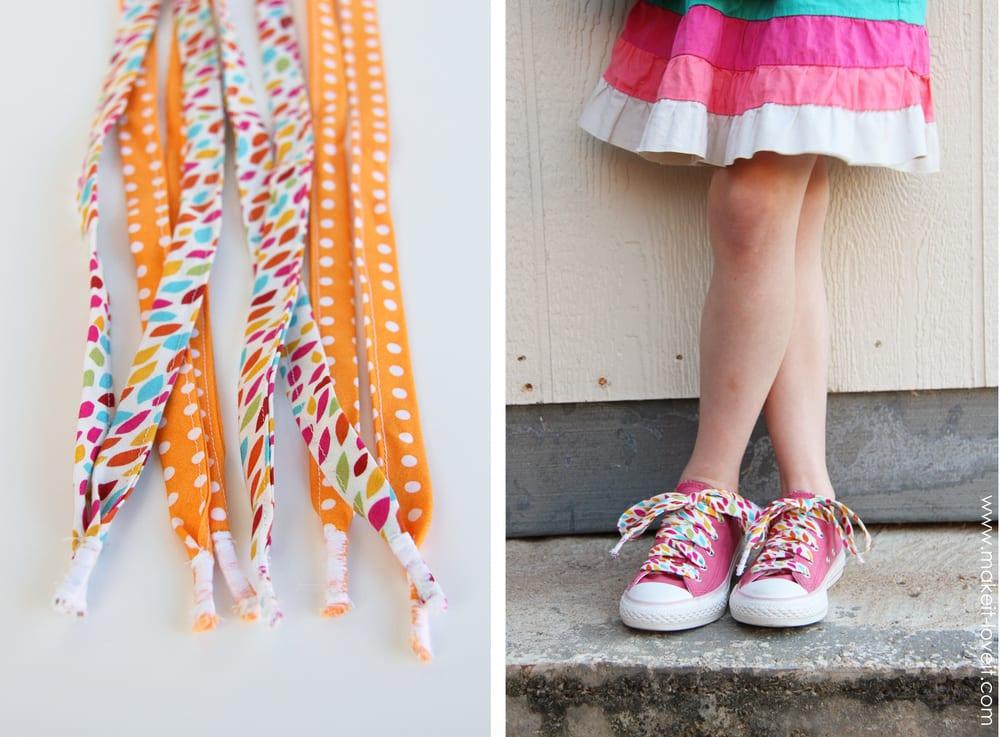 elli fabric shoelaces