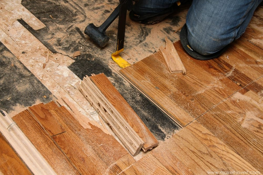 Home Improvement How To Remove Hardwood Flooring The Best Way