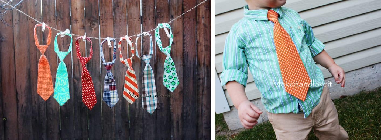 little boy tie