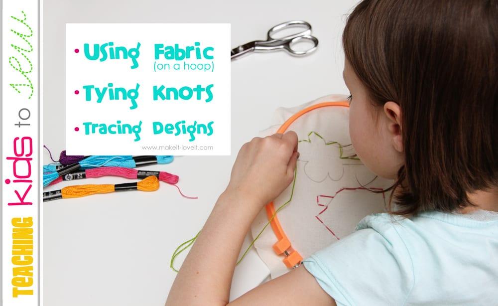 teaching kids to sew-1