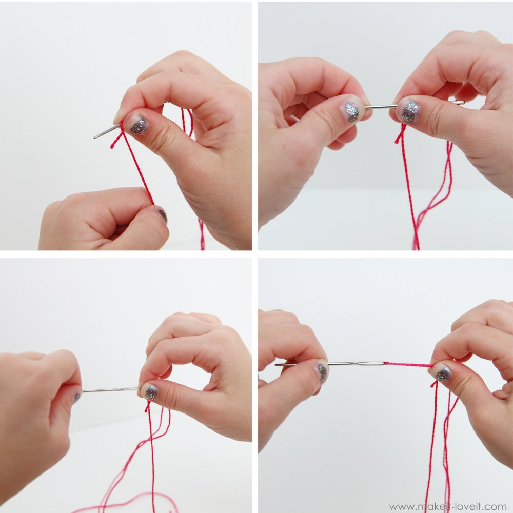 how to carry around sewing needles