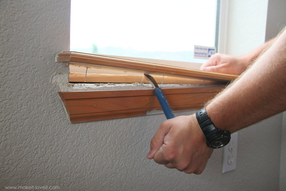 how to cut cultured marble window sills