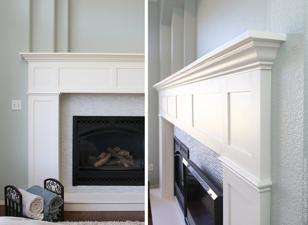 Home improvement build your own fireplace mantel hearth diy fireplace mantel solutioingenieria Image collections