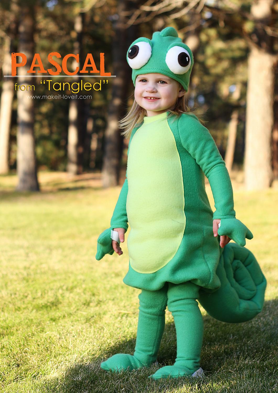DIY Pascal Costume by Ashley Johnston