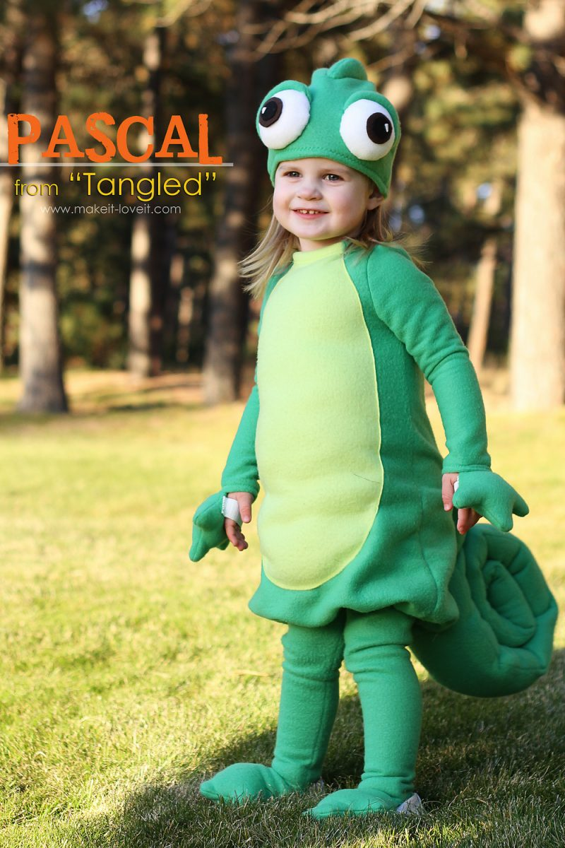 """Halloween costumes 2013: pascal from """"tangled"""""""