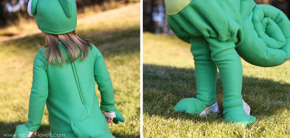 pascal costume how to 2