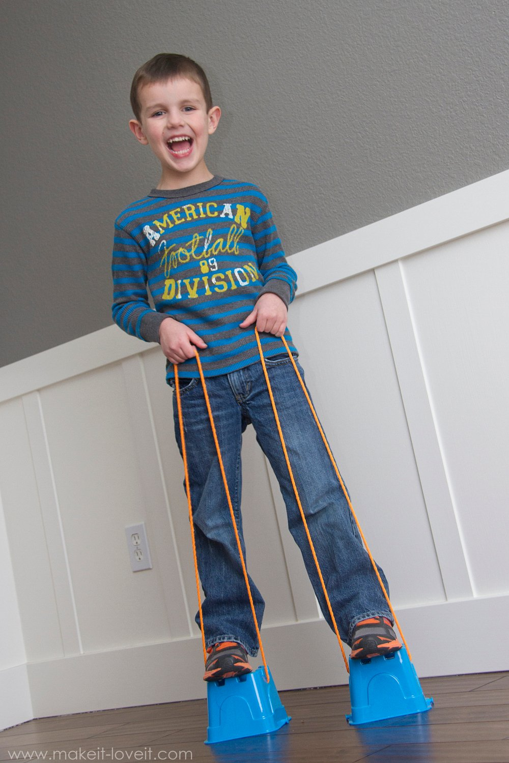 diy walking stilts for kids 2