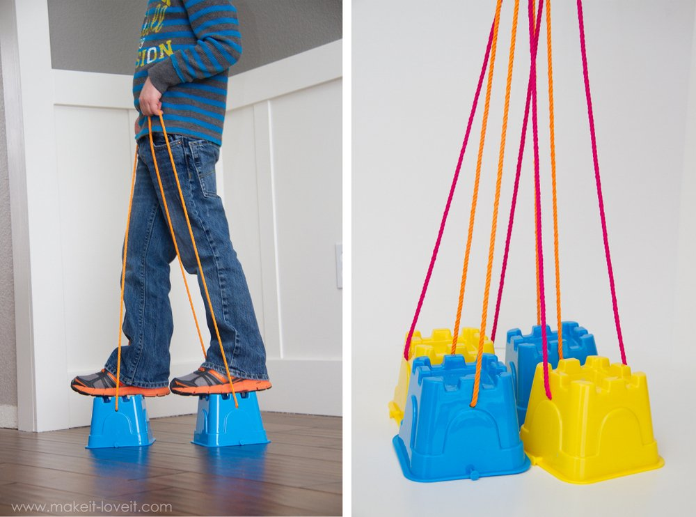 diy walking stilts for kids 3