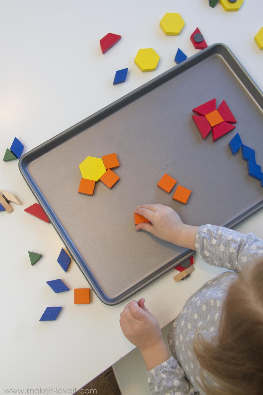 magnetic pattern blocks 5