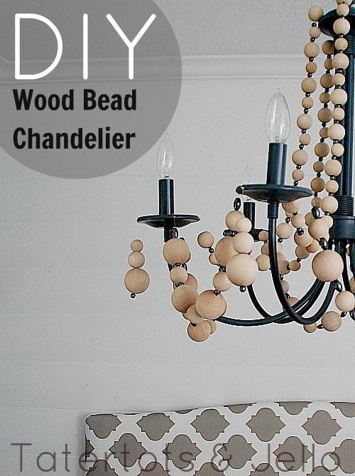 How To Make A Homemade Chandelier From Scratch 25