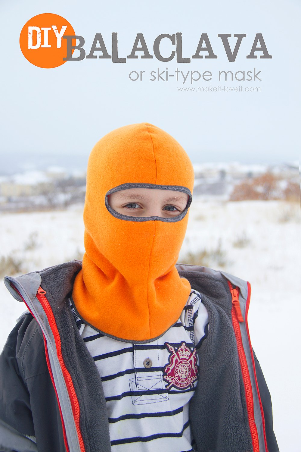 a9bf94792a46 Make your own Balaclava (or ski-type mask) – Make It and Love It