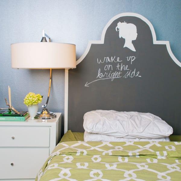 20 diy headboard ideas make it and love it chalkboard solutioingenieria Image collections