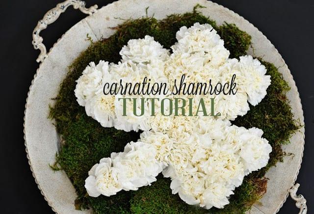 flower shamrock