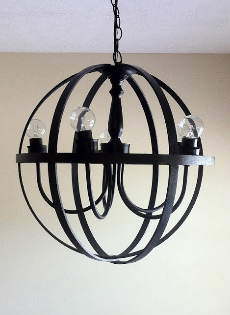 How to make a homemade chandelier from scratch 25 different diy ideas orb aloadofball Images