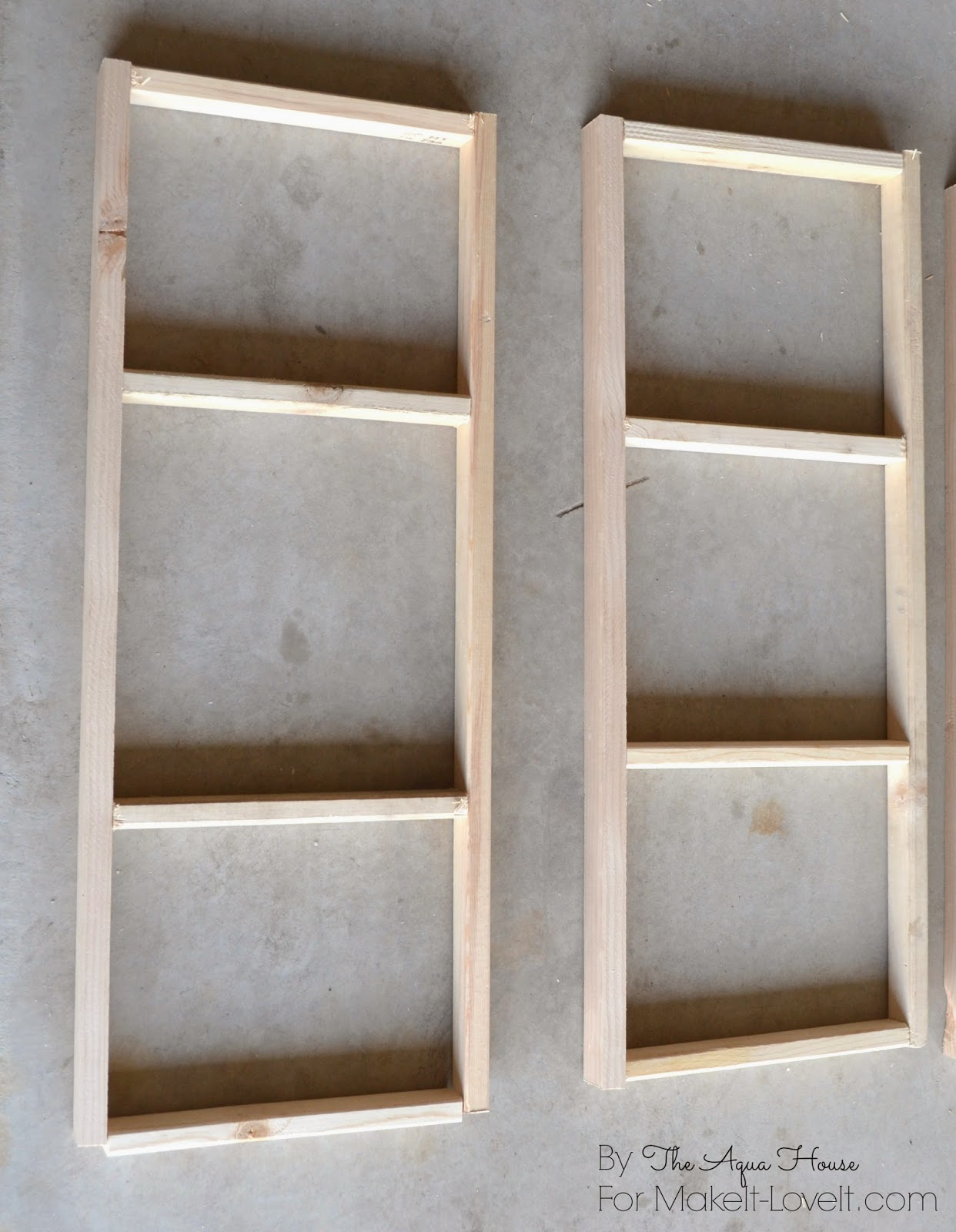 DIY floating shelves (ashley1.mystagingwebsite.com)