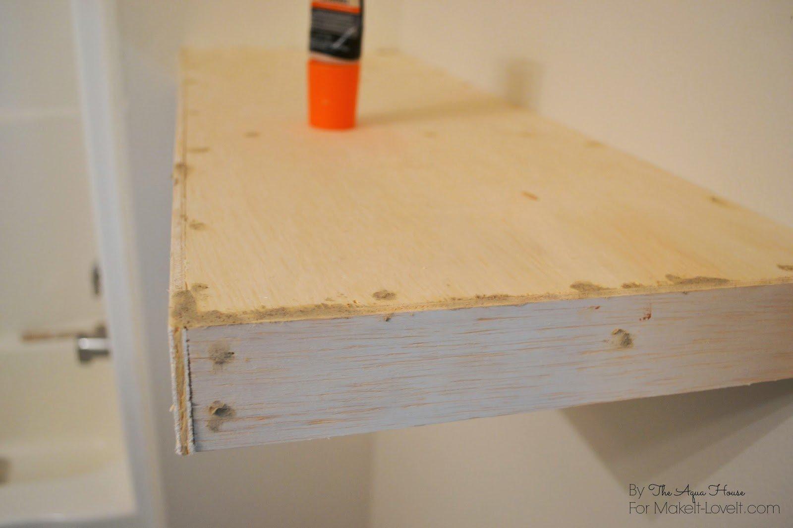 Diy Floating Shelves A Great Storage Solution