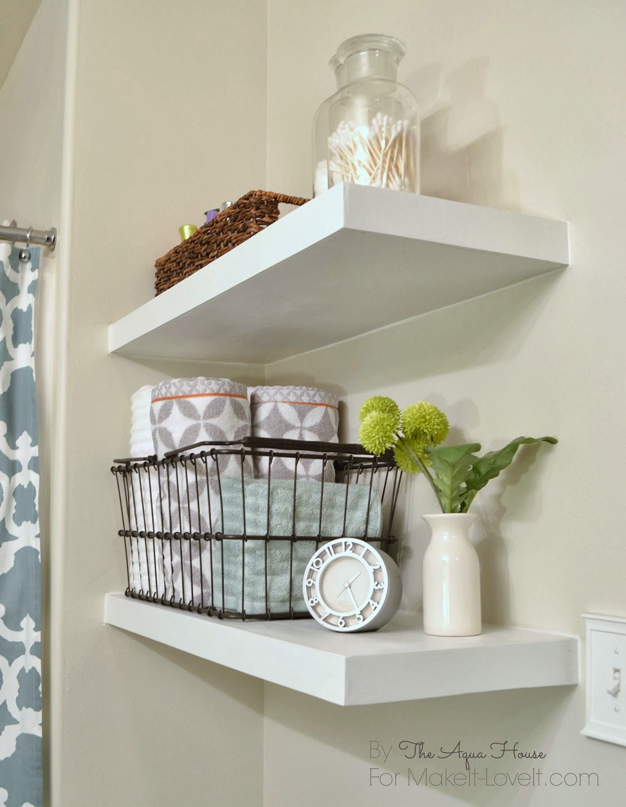 Diy Floating Shelvesa Great Storage Solution Make It And Love It