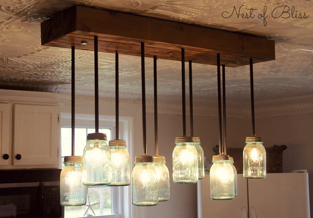 How To Make A Homemade Chandelier From Scratch