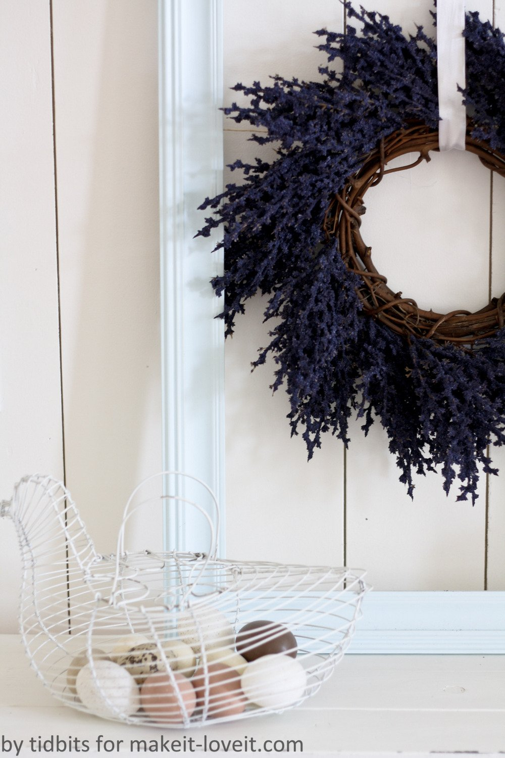 DIY 5 Minute Wreath --- Make It and Love It
