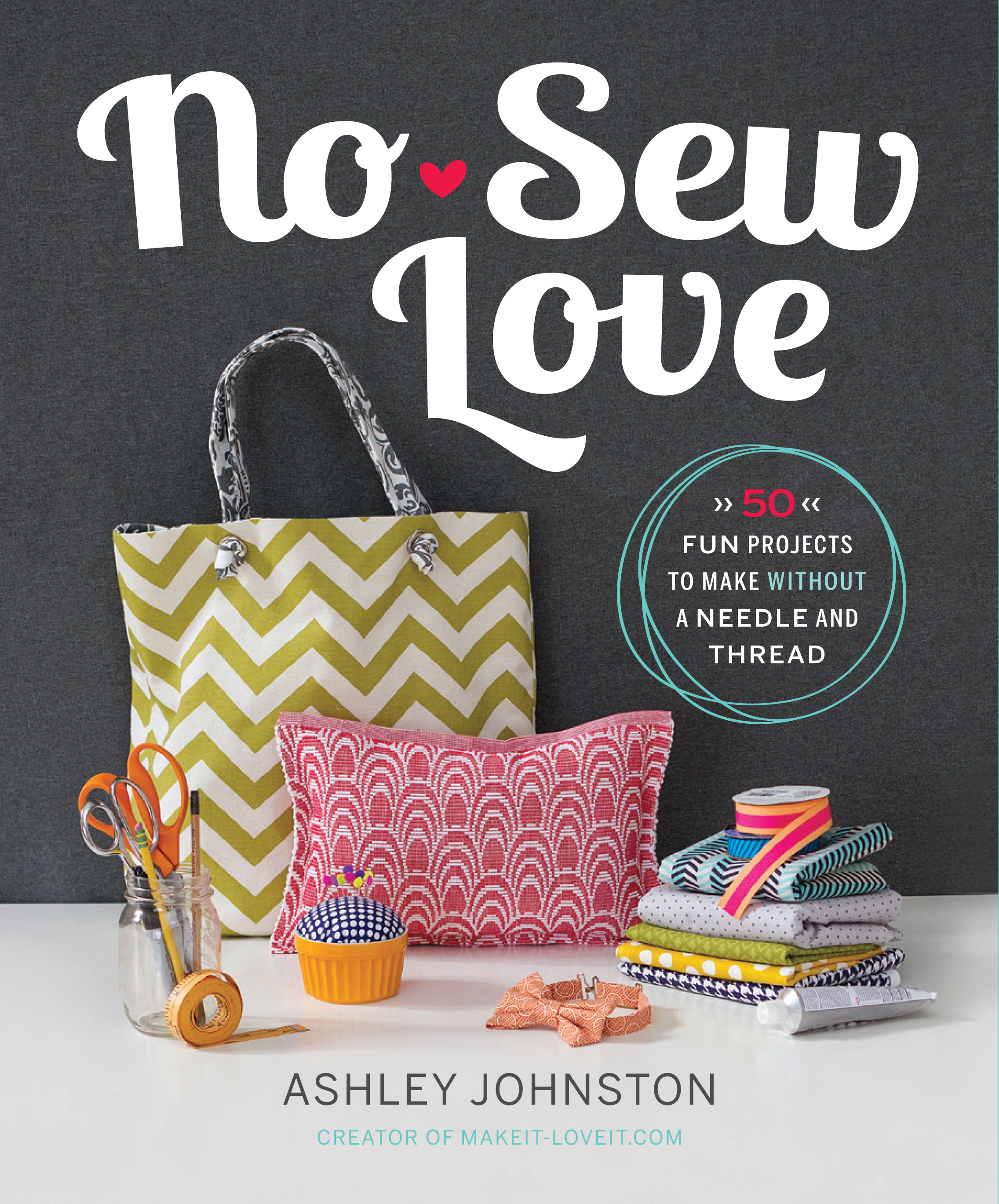 "My Book: ""NO-SEW LOVE"" (…I can't believe it's DONE!)"