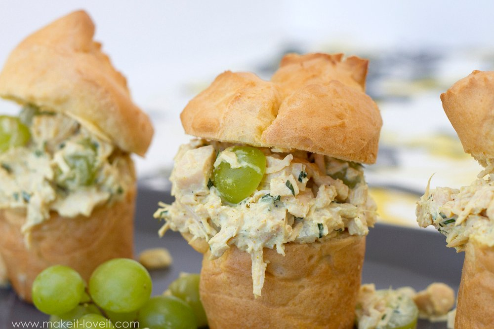 Curry Chicken Salad Recipe...nothing beats this stuff! --- Make It and Love It (in the KITCHEN)
