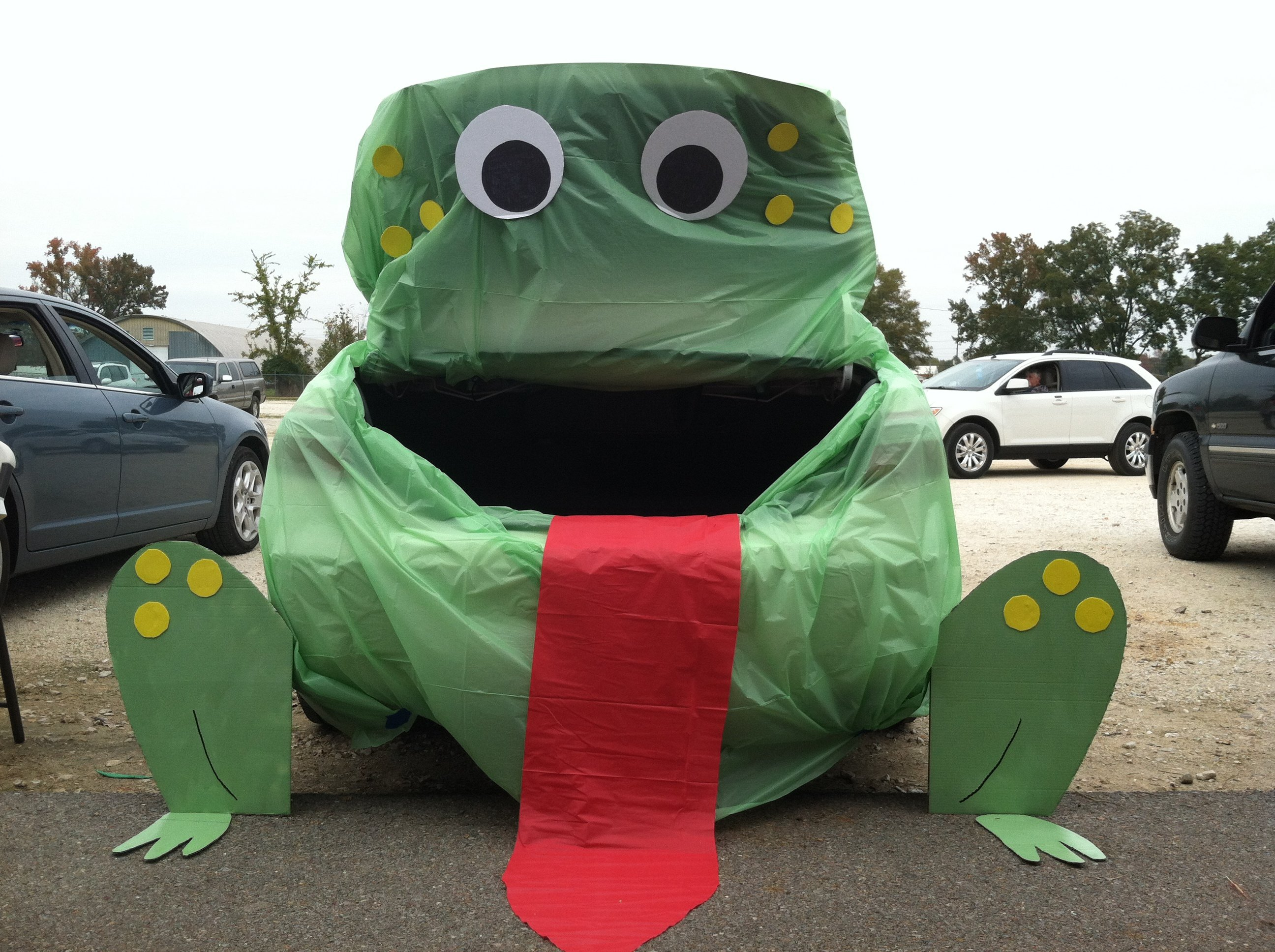 18 Trunk-or-Treat Car Decorating Ideas   Make It and Love It