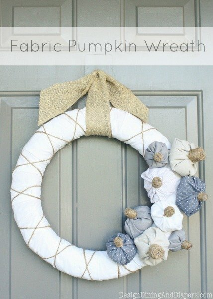 1 Fabric-Pumpkin-Wreath-by-Design-Dining-+-Diapers