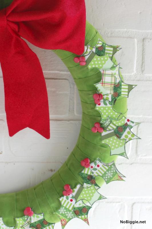 1Patchwork-Washi-Tape-Christmas-Wreath-NoBiggie.net_
