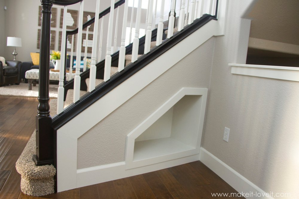 How To Stainpaint An Oak Banister The Shortcut Methodno Sanding